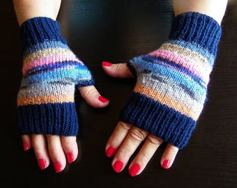 FINGERLESS gloves gift Moliere