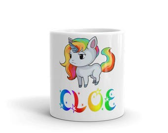 Cloé Licorne Mug