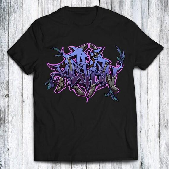 Raven T-shirt, Unisex T-shirt, ring spun Cotton 100%, watercolor print T shirt, Raven T shirt art, T shirt animal,XS, S, M, L, XL, XXL