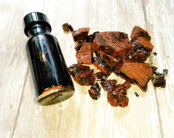 Real Dragons Blood Essential Oil, Handmade pure oils, altar Oils, Dragons Blood Oil, Spiritual Oil, Spell Oils, Dragons Blood spell Oil