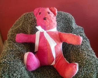 4-Way Stuffed Bear