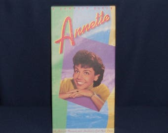 Annette Funicello – A Musical Reunion With America's Girl Next Door - 1993
