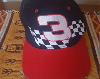 Vintage & Very Cool Dale Earnhardt Sr. #3 Hat