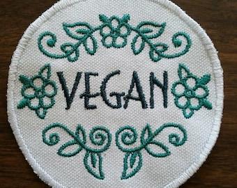Vegan patch
