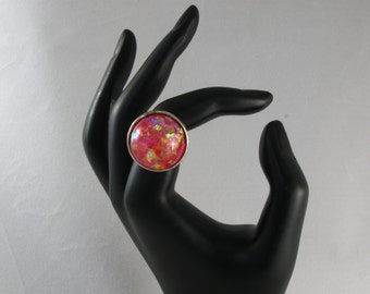 The Pink Dream Ring
