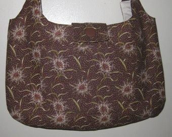Large Hobo Shoulder Bag Epattern, Downloadable Digital Pattern