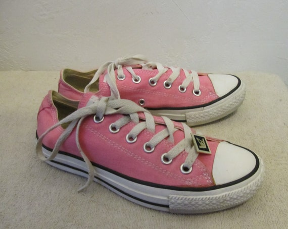 All Cute Pin CONVERSE With Star COOL RETRO 7 Wom Low Pink Top Vintage Sneakers wIRIxp