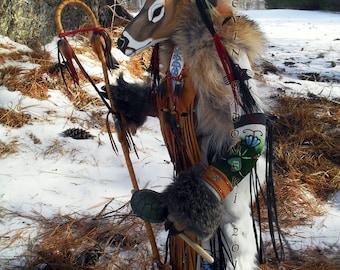Deer Manitou (Spirit or Totem)