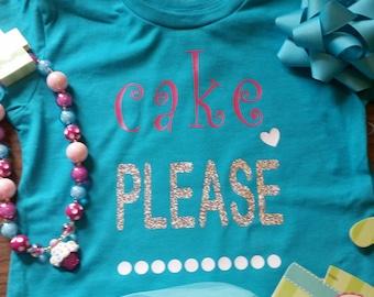 Cake please 4 piece tutu set