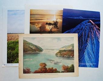 Landscapes  Vintage Paper Pack