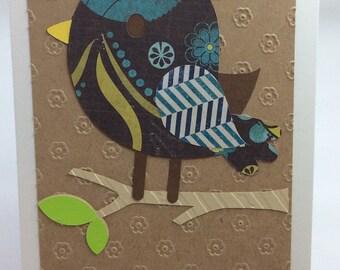 Sweet Bird Card