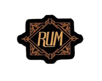 Rum Patch! Custom Made!
