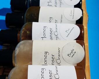 Oh Honey - Raw Honey Facial Cleanser - WHAT! Raw Honey?