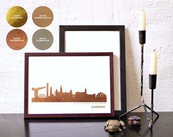 WUERZBURG Art Print, Wuerzburg Artwork, Wuerzburg Decor, WUERZBURG Poster, Wuerzburg Wall Art, Wuerzburg Skyline, Wuerzburg Gift
