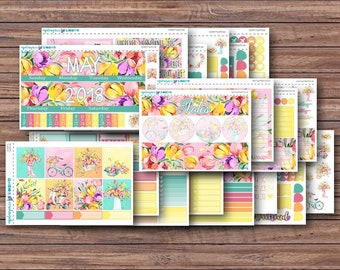 """May """"Tulips"""" Kit Bundle 