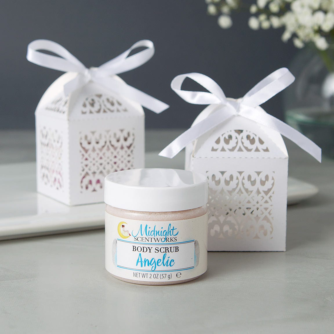 Bridal Shower Favor Sugar Scrub Favors From My Shower to
