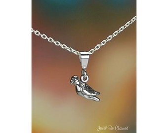 dove silver necklace sterling turtle