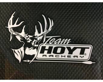 Team Hoyt Archery Decal FREE SHIPPING (0092)