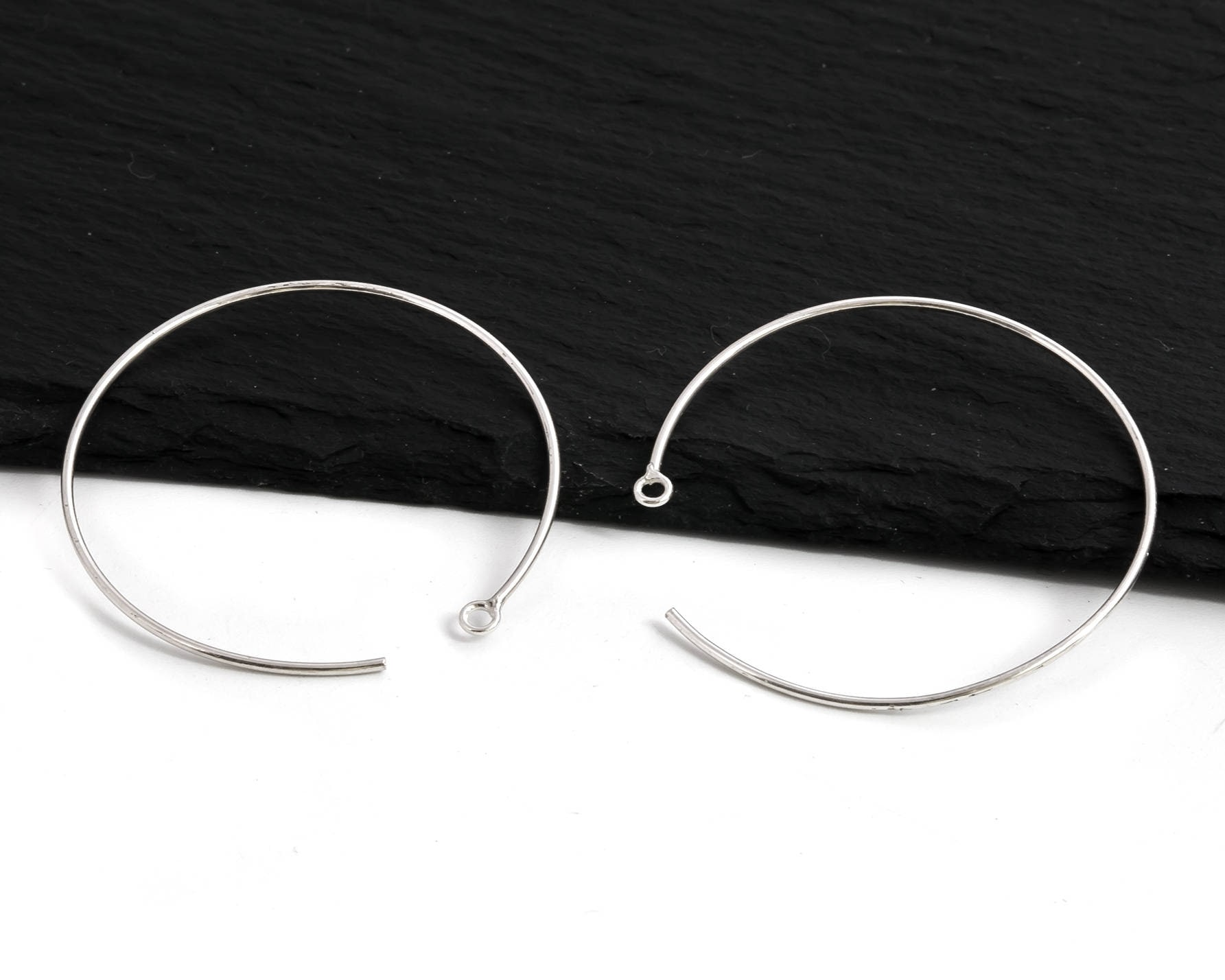 tree jewellery earrings semi women people in circle silver