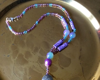 Sweet Taste of India/hippy chick Necklace 06