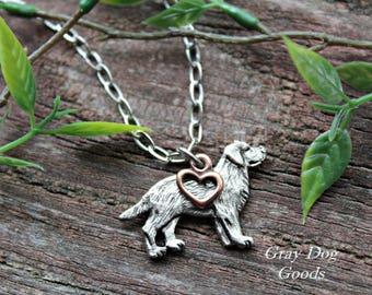 Labrador Retriever Necklace, Lab Necklace