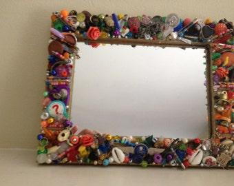 Mirror-Junk Art