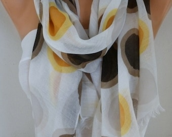 Evil Eye Cotton Soft Scarf,Summer Shawl Birthday Gift Cowl Oversize Wrap Bridesmaid Gift Ideas For Her Women Fashion Accessories  Scarves
