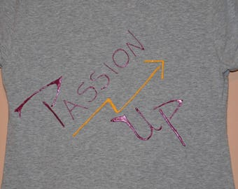 Passion Up (Grey)