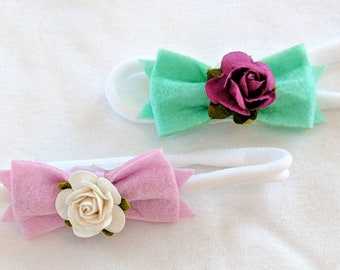 Spring Baby Headband
