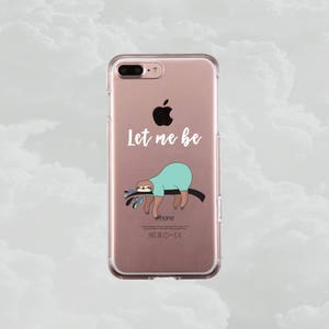 sloth iphone 6 case