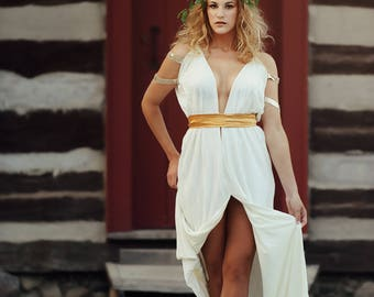 Grecian Style Gown