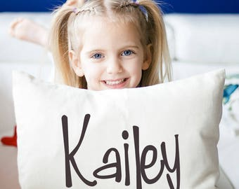 Personalized baby pillow, New baby gift, teen gift, valentines,  baby girl gift,  Newborn gift, boys pillow, teen gift, name pillow,