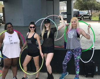 Hulahoop Workshop Series