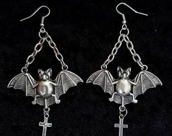 The BatBrat Earrings