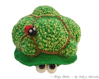 turtle olga oete, PDF crochet Pattern :)
