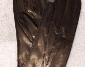 100% soft and stylish leather gloves