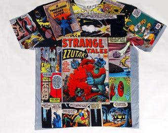 Steve Ditko Science Fiction T-Shirt