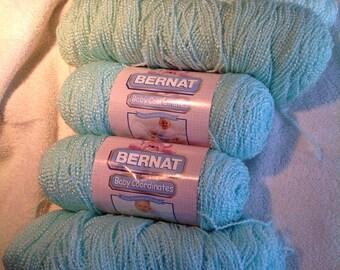 Destash baby yarn