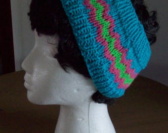 Ear Muffs ~ Head Warmer ~ Hand Knitted
