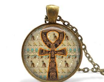 Ankh Pendant /  Ankh Necklace/ Ankh / Egyptian Jewellery  / Egyptian Jewellery / Symbol of Life