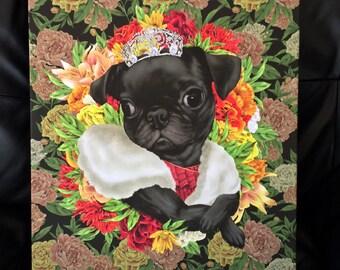 The Princess Pug