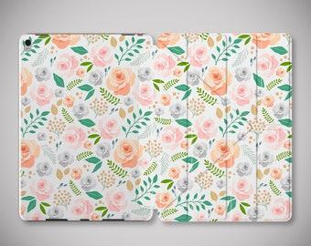 Flower ipad case Floral ipad case Natural ipad case ipad pro ipad case ipad cover ipad pro case ipad cover ipad sleeve ipad air 2 case #262