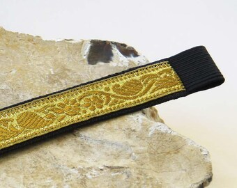 Elastic Comfort Browband--gold