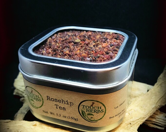 Rosehip Tea - Fruit Tea - Herbal Fruit Tea - Red Tea
