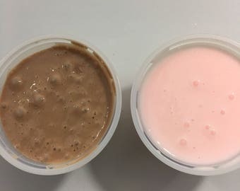Strawberry and Chocolate Milk! Borax free!