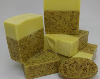 Sea Kelp & Lavender, Natural, Hand-Made Soap