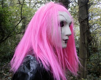 Pink Wig (Halloween)