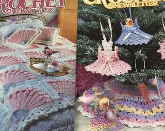 Annie's CrochetNewlatter