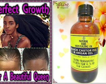 Hair Growth Serum/ Stop Breakage/Hair Loss/Ayurvedic Leave-in/Best Hair Growth Oil/Repair Hair Follicles/Dry Scalp/Thicker Hair Instantly/