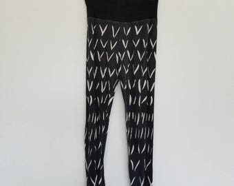 Vintage Unique High Waisted Leggings